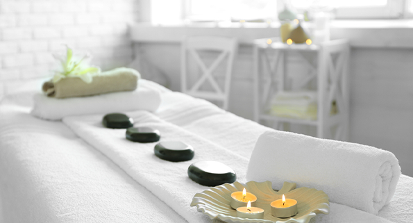 Massage Bed Rental